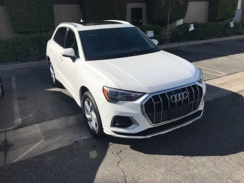 2020 Audi Q3 for sale at PRIUS PLANET in Laguna Hills CA