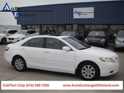 2007 Toyota Camry for sale at Auto Exchange Of Holland in Holland MI