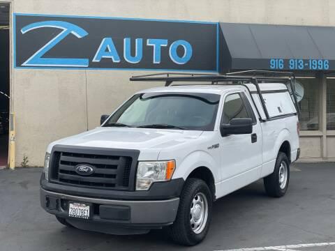 2012 Ford F-150 for sale at Z Auto in Sacramento CA