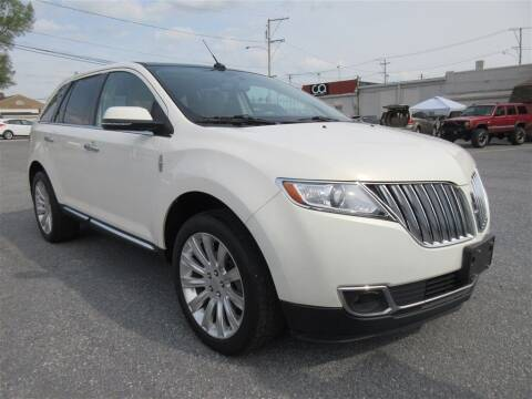 2012 Lincoln MKX for sale at Cam Automotive LLC in Lancaster PA