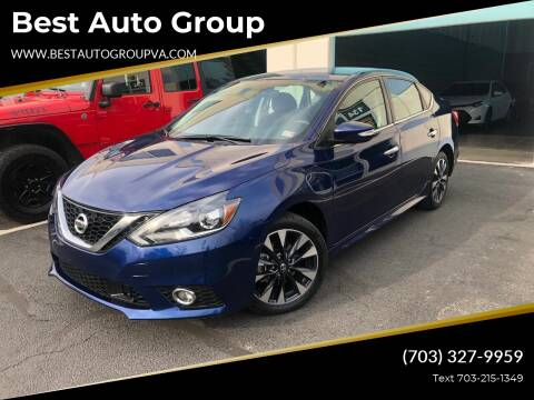 2019 Nissan Sentra for sale at Best Auto Group in Chantilly VA