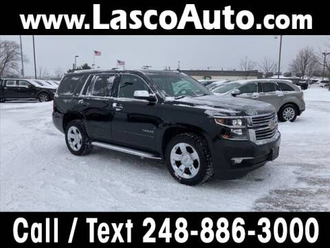 2016 Chevrolet Tahoe for sale at Lasco of Waterford in Waterford MI
