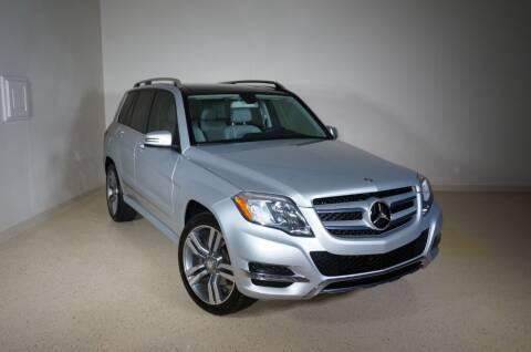 2013 Mercedes-Benz GLK for sale at TopGear Motorcars in Grand Prarie TX