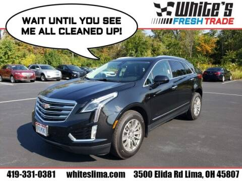 2017 Cadillac XT5 for sale at White's Honda Toyota of Lima in Lima OH