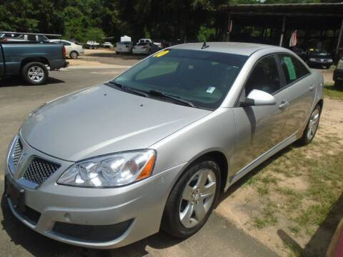 2010 Pontiac G6 for sale at Alabama Auto Sales in Semmes AL