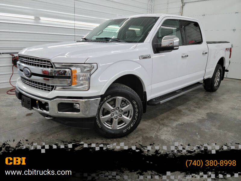 2018 Ford F-150 for sale at CBI in Logan OH