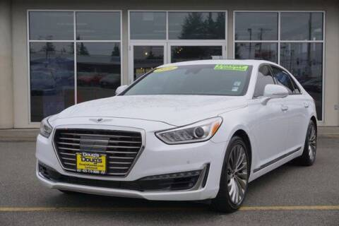 2017 Genesis G90 for sale at Jeremy Sells Hyundai in Edmunds WA