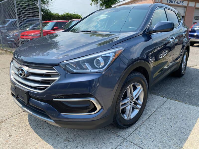 2017 Hyundai Santa Fe Sport for sale at Seaview Motors and Repair LLC in Bridgeport CT