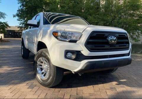 2016 Toyota Tacoma for sale at Nationwide Auto Sales in Melvindale MI