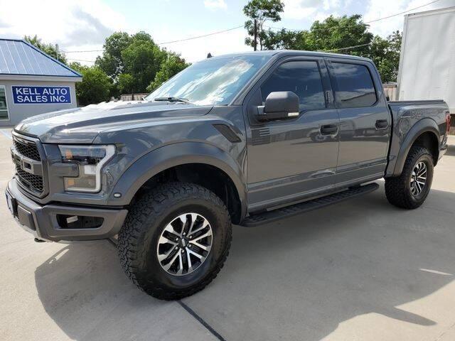 2020 Ford F-150 for sale at Kell Auto Sales, Inc - Grace Street in Wichita Falls TX