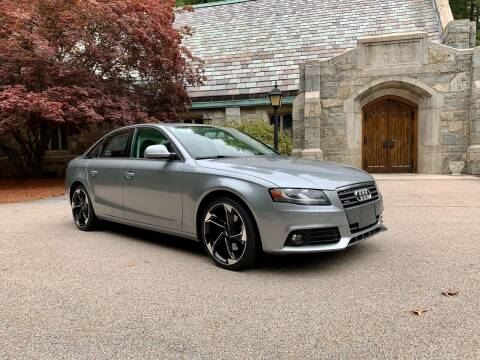 2009 Audi A4 for sale at ds motorsports LLC in Hudson NH