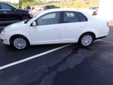 2010 Volkswagen Jetta for sale at West End Auto Sales LLC in Richmond VA