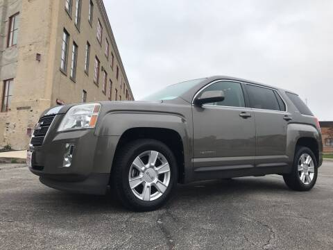 2011 GMC Terrain for sale at Budget Auto Sales Inc. in Sheboygan WI