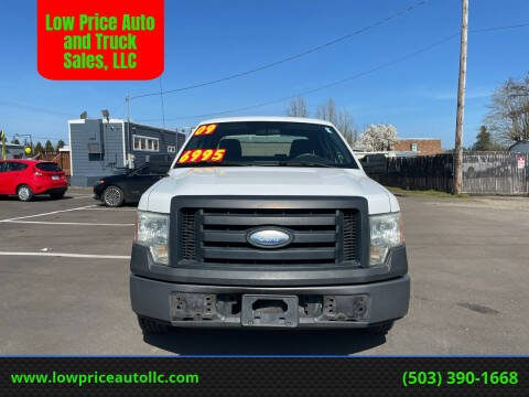 2009 Ford F-150 for sale at Low Price Auto and Truck Sales, LLC in Salem OR