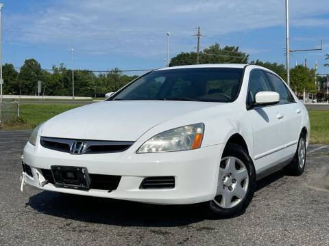 2006 Honda Accord for sale at MAGIC AUTO SALES in Little Ferry NJ