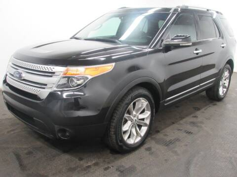 2015 Ford Explorer for sale at Automotive Connection in Fairfield OH