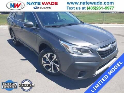 2020 Subaru Outback for sale at NATE WADE SUBARU in Salt Lake City UT