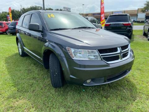 2014 Dodge Journey for sale at Unique Motor Sport Sales in Kissimmee FL