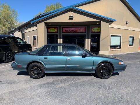 1996 Oldsmobile Cutlass Supreme for sale at Advantage Auto Sales in Garden City ID