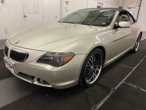 2007 BMW 6 Series for sale at TOWNE AUTO BROKERS in Virginia Beach VA