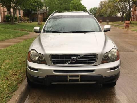 2010 Volvo XC90 for sale at TETCO AUTO SALES  / TETCO FUNDING in Dallas TX