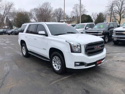 2019 GMC Yukon for sale at WILLIAMS AUTO SALES in Green Bay WI