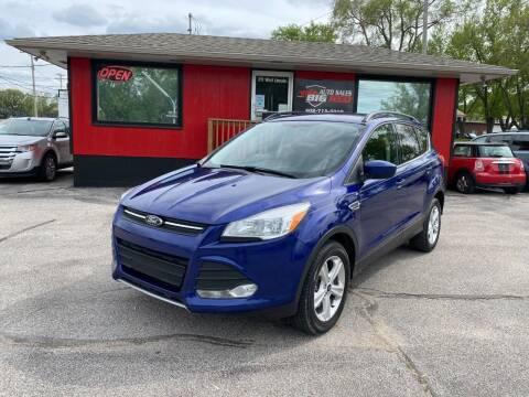 2016 Ford Escape for sale at Big Red Auto Sales in Papillion NE