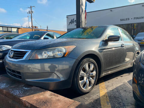 2010 Honda Accord for sale at Abrams Automotive Inc in Cincinnati OH