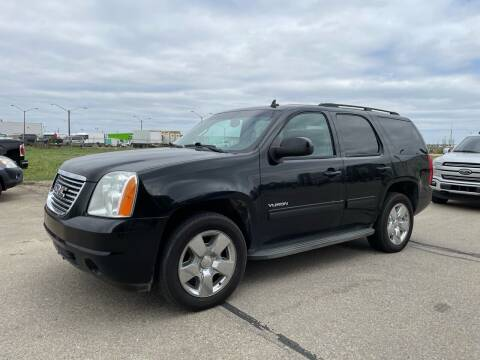 2013 GMC Yukon for sale at Truck Buyers in Magrath AB