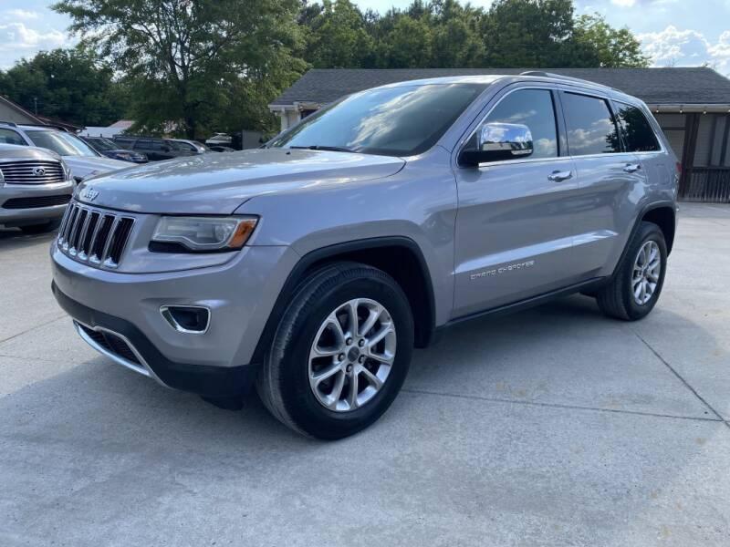 2014 Jeep Grand Cherokee for sale at Auto Class in Alabaster AL