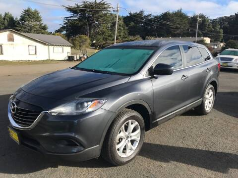 2013 Mazda CX-9 for sale at HARE CREEK AUTOMOTIVE in Fort Bragg CA