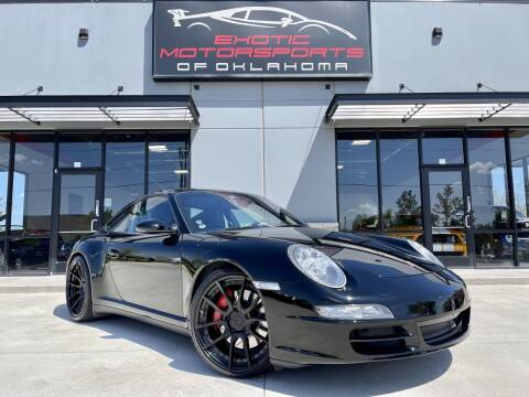 2007 Porsche 911 for sale at Exotic Motorsports of Oklahoma in Edmond OK