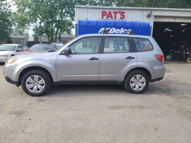 2009 Subaru Forester for sale at Route 107 Auto Sales LLC in Seabrook NH