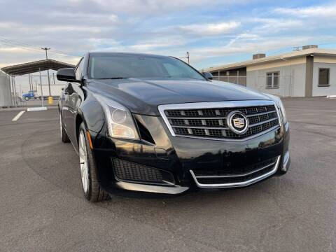 2013 Cadillac ATS for sale at Approved Autos in Sacramento CA