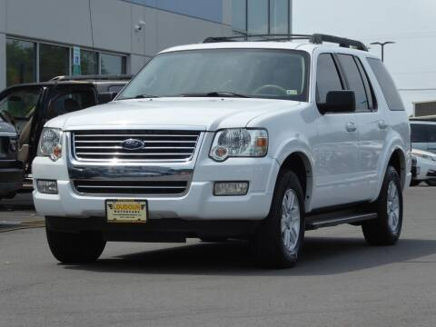 2010 Ford Explorer for sale at Loudoun Motor Cars in Chantilly VA