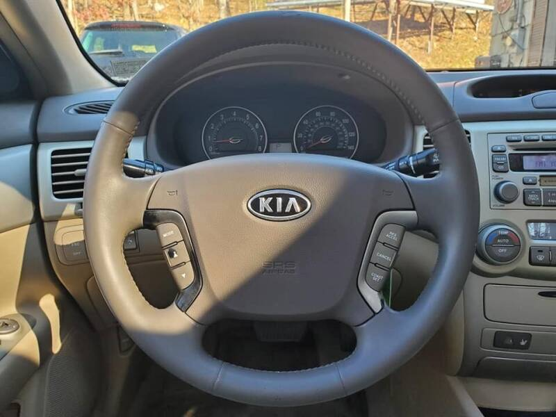 2007 Kia Optima EX 4dr Sedan I4 - Bloomingdale NJ