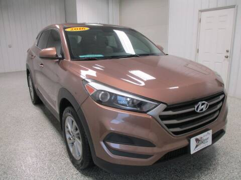 2016 Hyundai Tucson for sale at LaFleur Auto Sales in North Sioux City SD