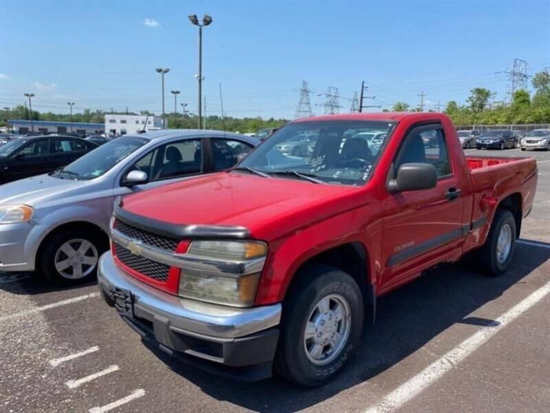 2004 Chevrolet Colorado for sale at Jeffrey's Auto World Llc in Rockledge PA