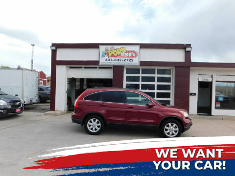 2008 Honda CR-V for sale at Pork Chops Truck and Auto in Cheyenne WY