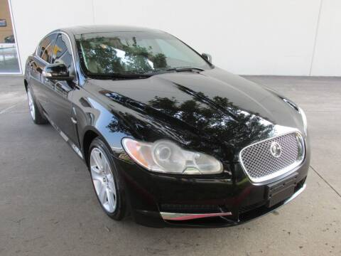2009 Jaguar XF for sale at QUALITY MOTORCARS in Richmond TX