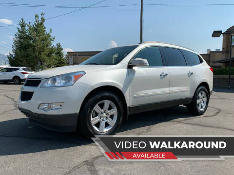 2012 Chevrolet Traverse for sale at Ultimate Auto Sales Of Orem in Orem UT