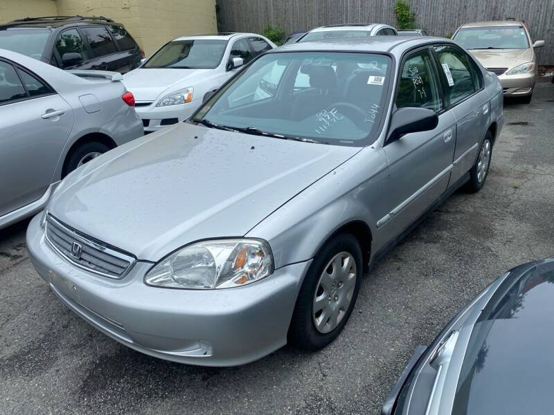 2000 Honda Civic for sale at Polonia Auto Sales and Service in Hyde Park MA
