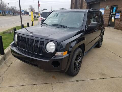 2010 Jeep Patriot for sale at Madison Motor Sales in Madison Heights MI
