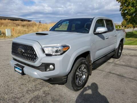 2018 Toyota Tacoma for sale at Group Wholesale, Inc in Post Falls ID