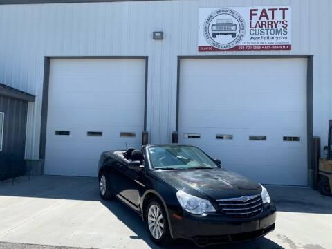2010 Chrysler Sebring for sale at Fatt Larry's Customs in Sugar City ID