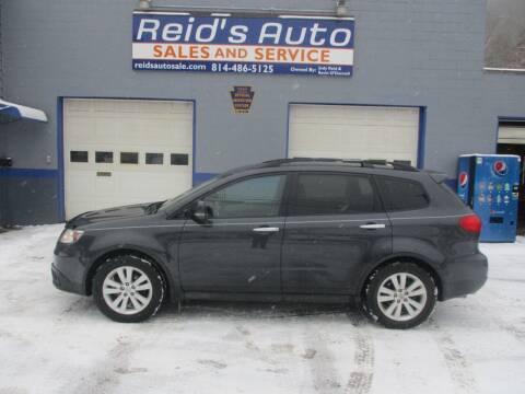 2011 Subaru Tribeca for sale at Reid's Auto Sales & Service in Emporium PA