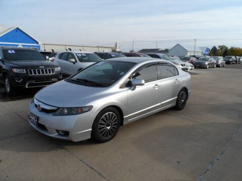 2010 Honda Civic for sale at America Auto Inc in South Sioux City NE