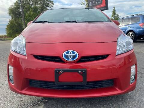 2010 Toyota Prius for sale at Rides Unlimited in Nampa ID