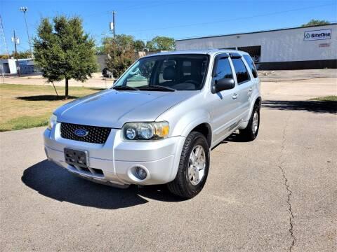 2005 Ford Escape for sale at Image Auto Sales in Dallas TX