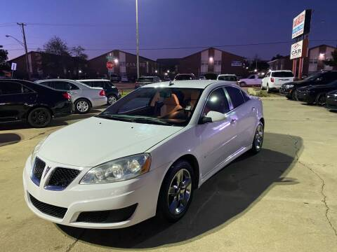 2010 Pontiac G6 for sale at Car Gallery in Oklahoma City OK